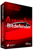 Bitdefender Antivirus Plus 2013 (2 Jahr / 1 PC)
